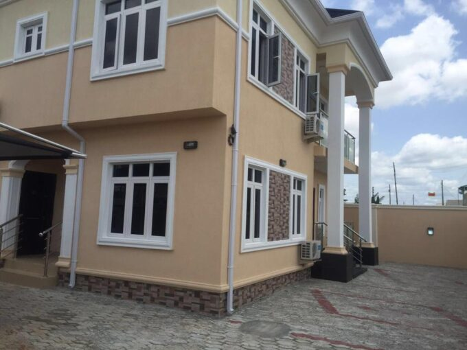 4 BEDROOM DETACHED DUPLEX AT ILE TITUN IBADAN